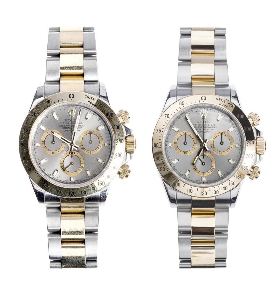 image of Rolex Daytona watch repair san diego